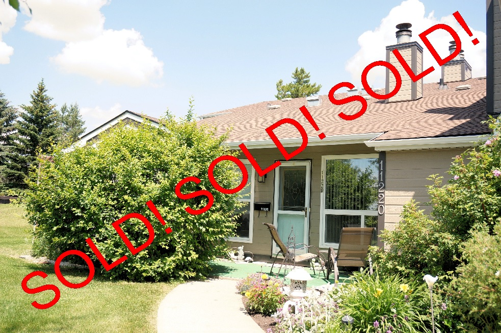 townhouse sold at 11220 18 avenue edmonton