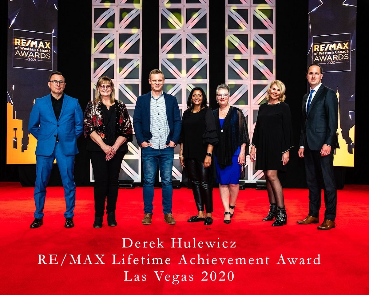 derek hulewicz remax lifetime awards in las vegas february 2020