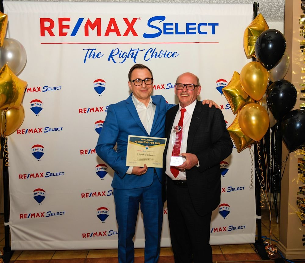 derek hulewicz top remax realtor in 2018