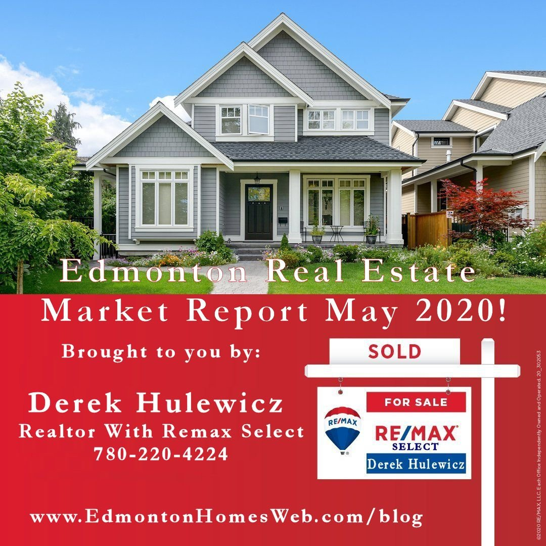 edmonton real estate market report by derek hulewicz
