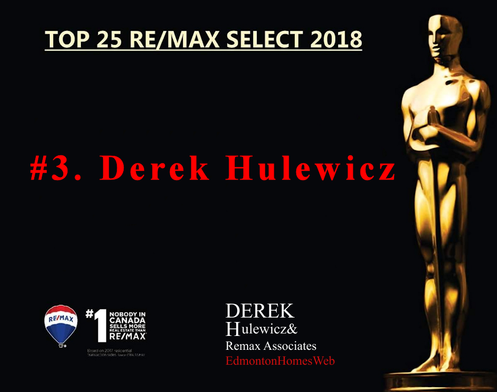 derek hulewicz top remax sellect realtor for 2018