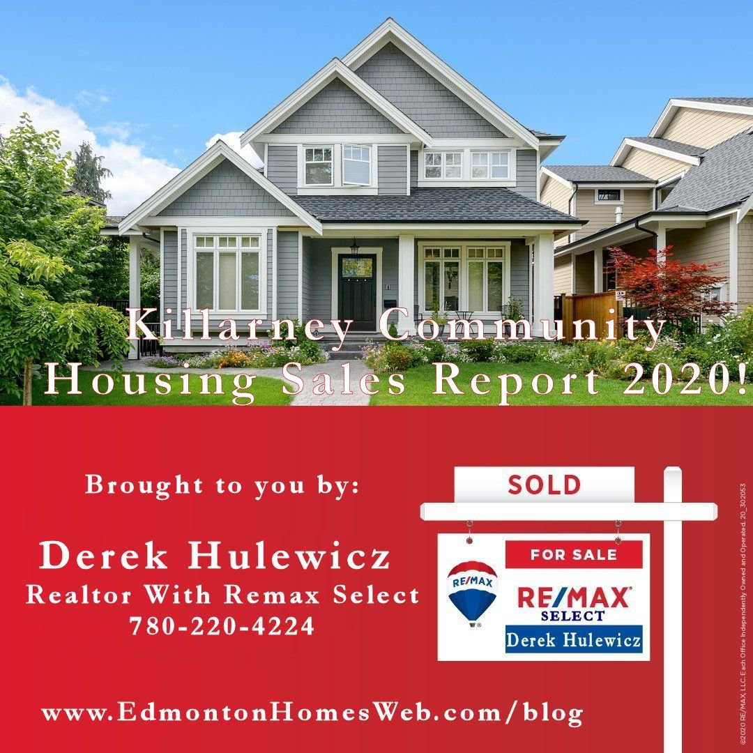 killarney communit sales report by derek hulewicz remax select