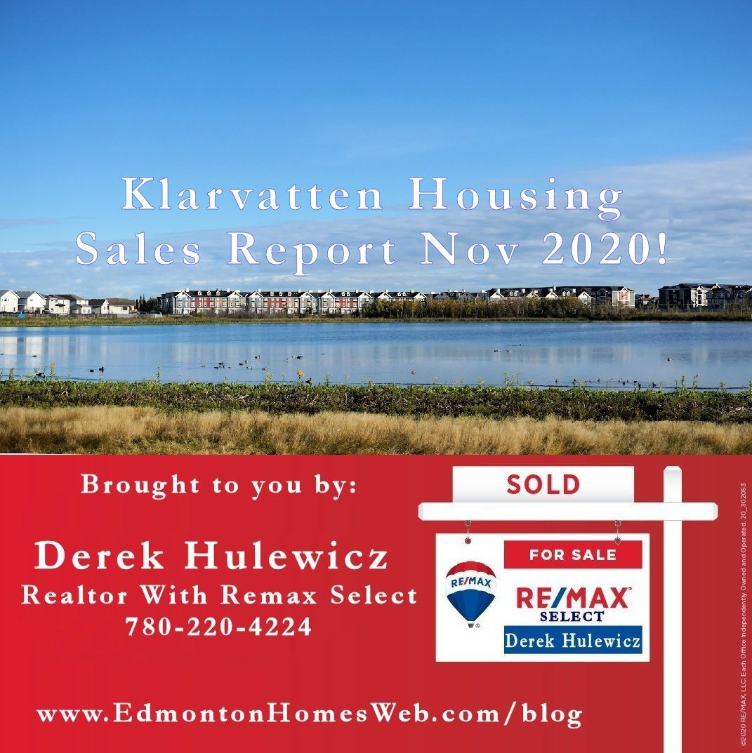 klarvatten real estate sold in the last 12 months