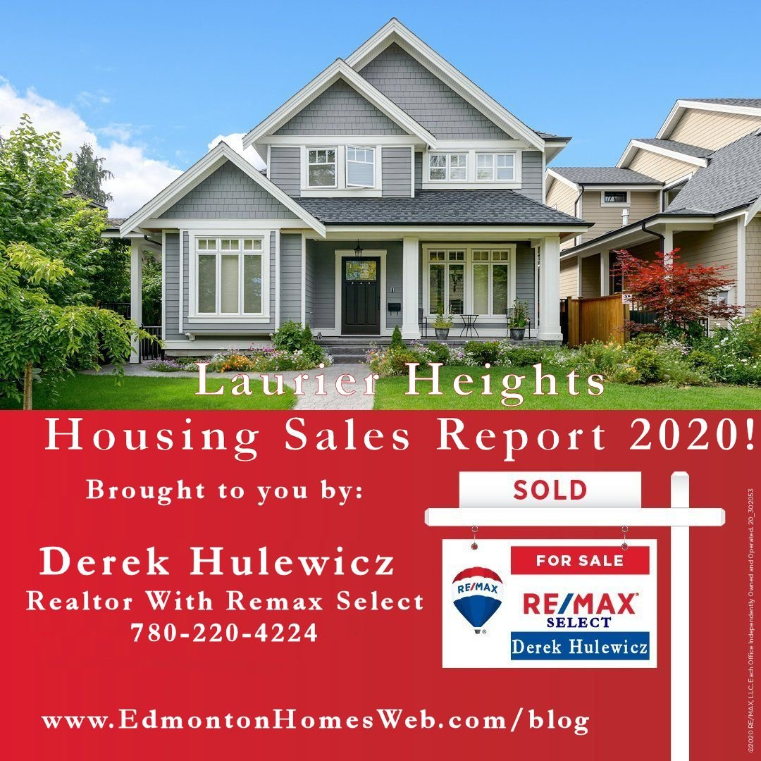 Homes Recently Sold In Laurier Heights Sales Report