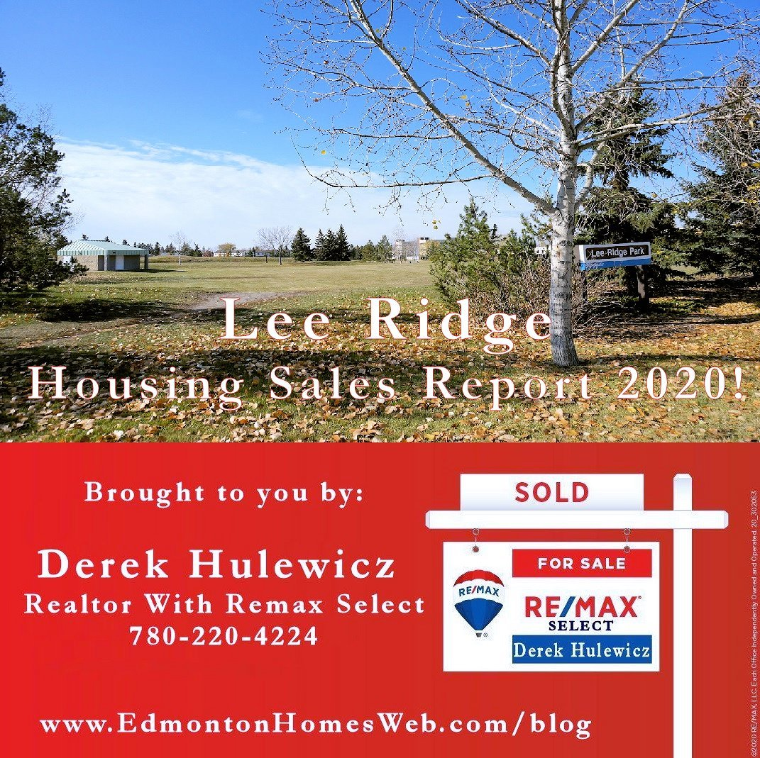 Homes Recently Sold In Lee Ridge