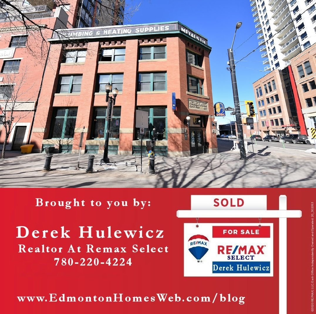 the century condos sold at 10180 104 street downtown edmonton