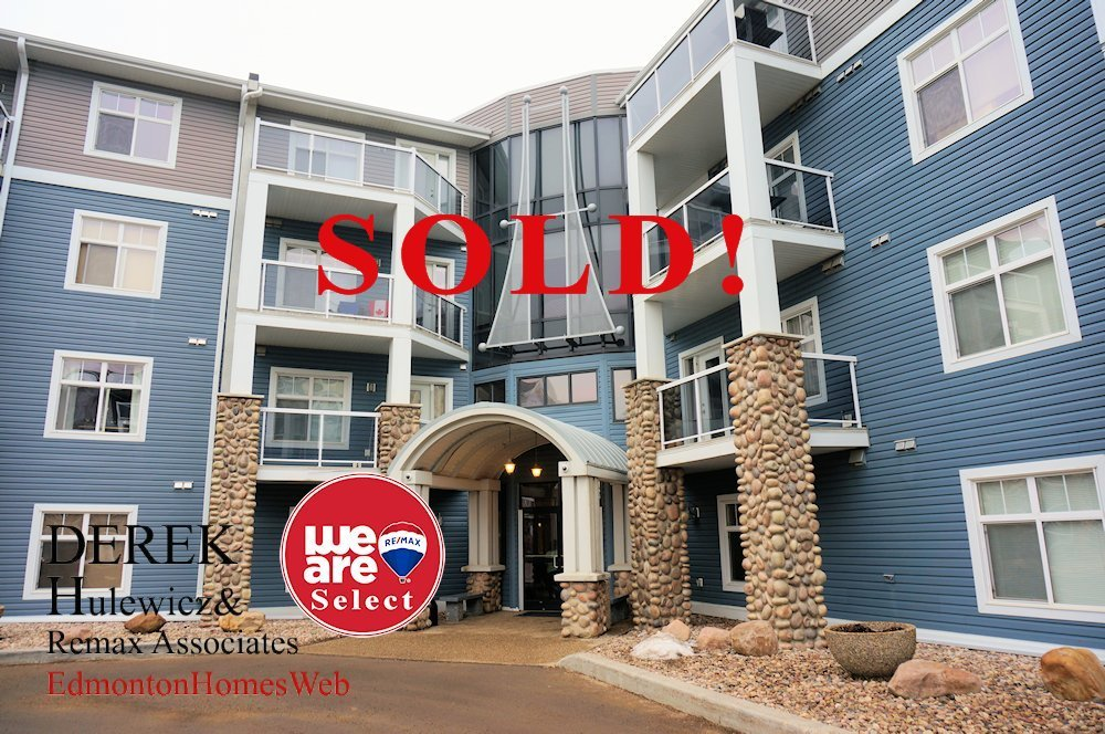condo sold in oxford bay edmonton
