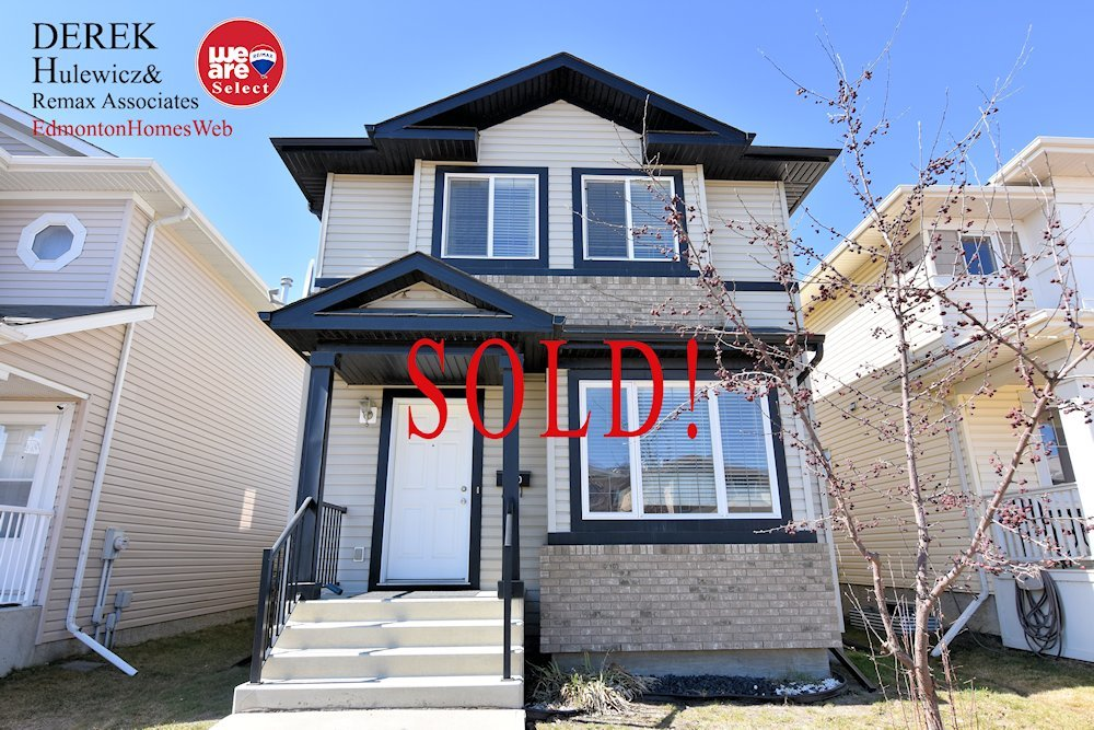 another home sold in klarvatten edmonton by derek hulewicz