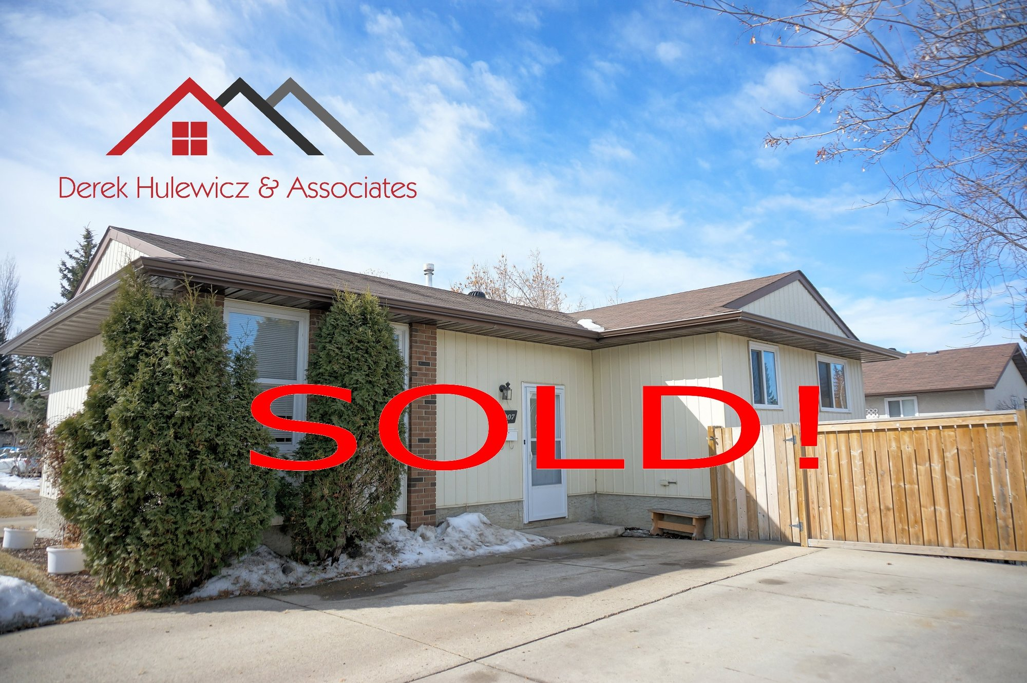 townhouse sold in norcastle in edmonton
