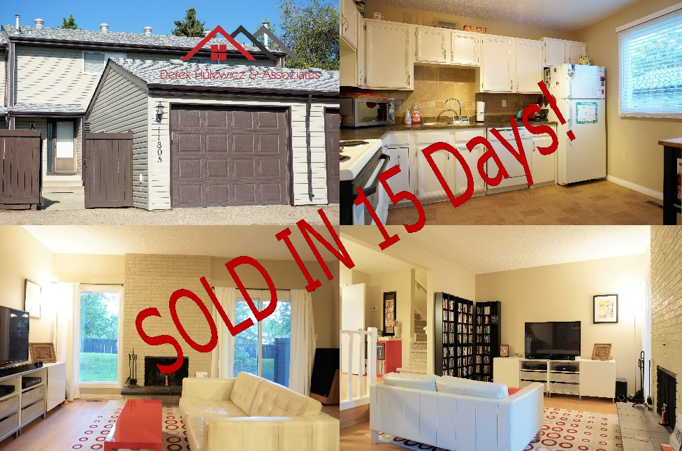 home sold at 11805 145 avenue in Castle Gardens edmonton