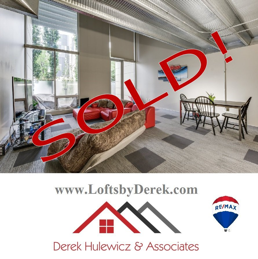 sold in seventh street loft